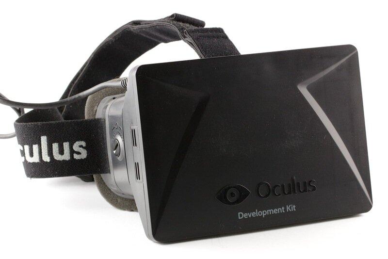 oculus dk