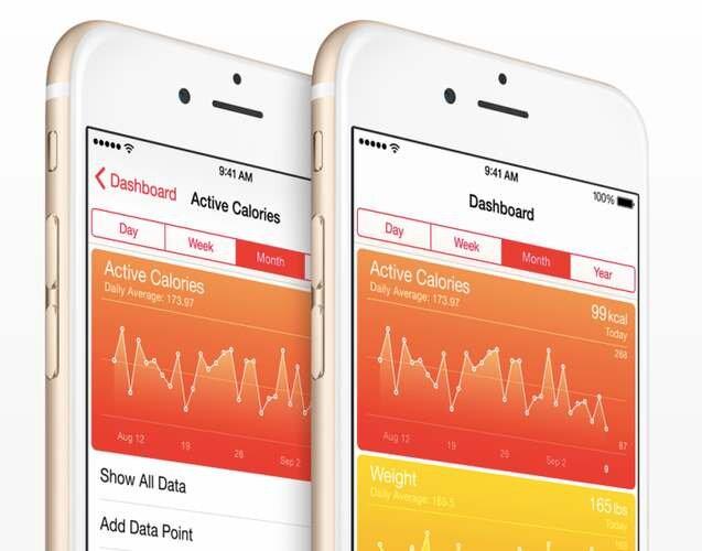 iOS 9 - HealthKit