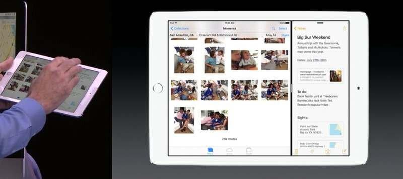 iOS 9 - Multitasking