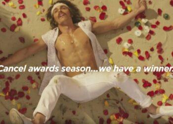 """""""Ödül sezonunu iptal edin... bir kazananımız var."""""""