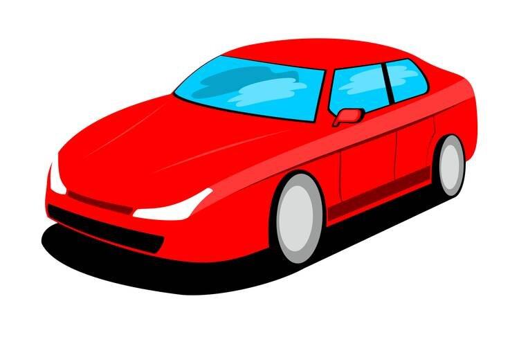 otomobil illüstrasyon