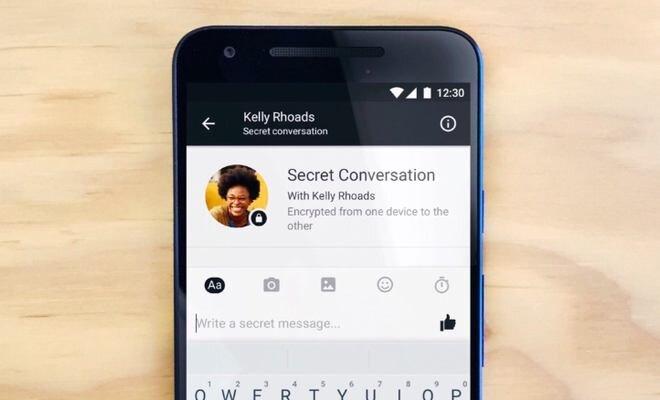 Gizli Konuşmalar ile Facebook Messenger güvenliği artıyor