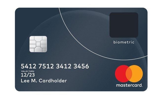 MasterCard, parmak izi okuyuculu kart yaptı