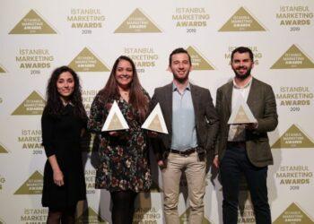Roche İlaç Türkiye İstanbul Marketing Awards