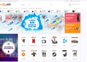 oyunfor.com kış indirimleri