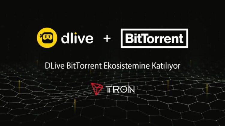 DLive BitTorrent