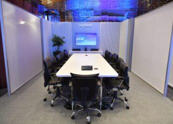 logitech video konferans