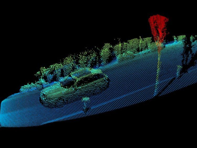 bosch 3d lidar sistemini tanıttı