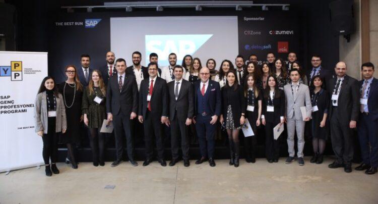 SAP Genç Profesyoneller Programı 4. etabı