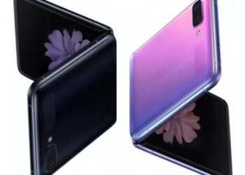 Samsung Galaxy Z Flip videosu internette