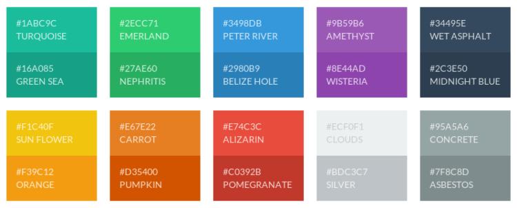 Kullanıcı arayüzü için renk seçimi nasıl olmalıdır?