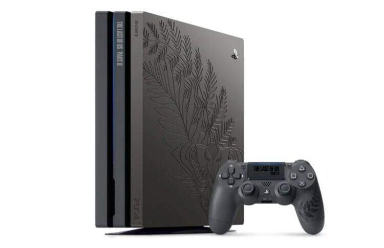 PlayStation 4 Pro The Last of Us Part 2 sürümü duyuruldu