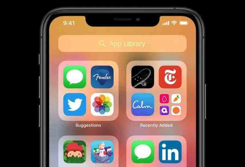 Uygulama Kitaplığı ile tüm uygulamalar iOS 14 ana ekranında görünmek zorunda değil, peki iPhone uygulamaları nasıl gizlenecek?
