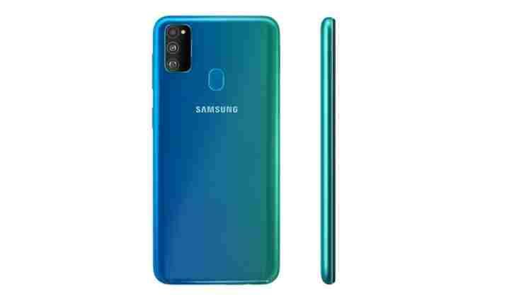 Samsung Galaxy M31s 6.000 mAh bir batarya ile geliyor