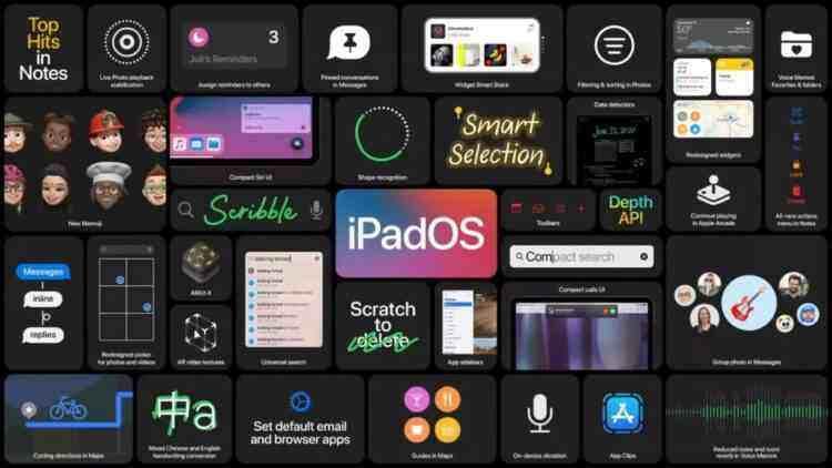 Apple iPadOS 14 çıkış tarihi, özellikleri, uyumlu iPad modelleri