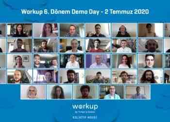Workup Girişimcilik Programı 6. dönem