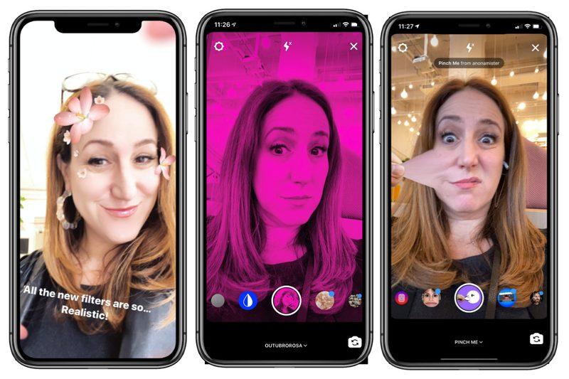 Instagram yüz filtreleri nerde, nasıl bulunur, Hikayeler'de gördüğünüz yeni ve popüler filtreler isimleri ile nasıl aratılır, filtre bulma