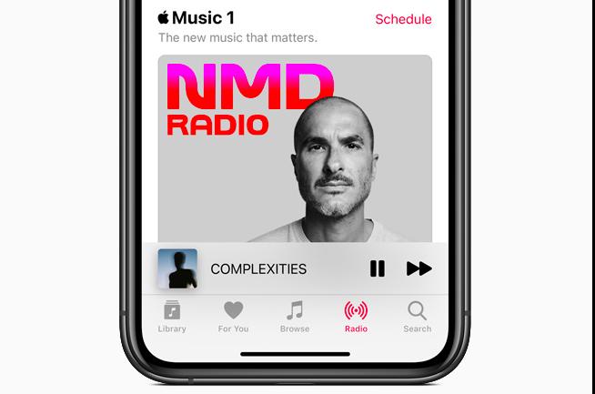 Apple Music Radyosu