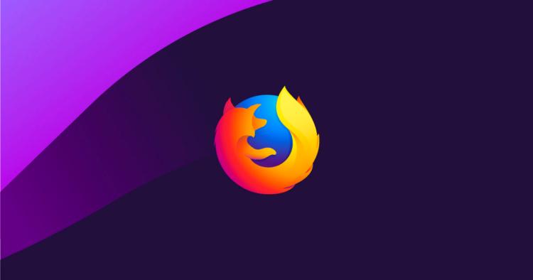 firefox karanlık mod güncellemesi