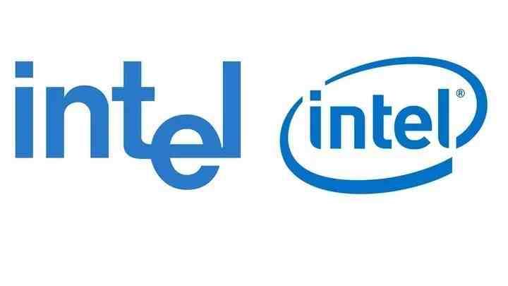 1968 yılı ile 2020 yılları arasında Intel tarafından kullanılan iki logo