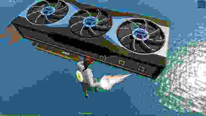 AMD Radeon RX 6000 serisinin tasarımı belli oldu