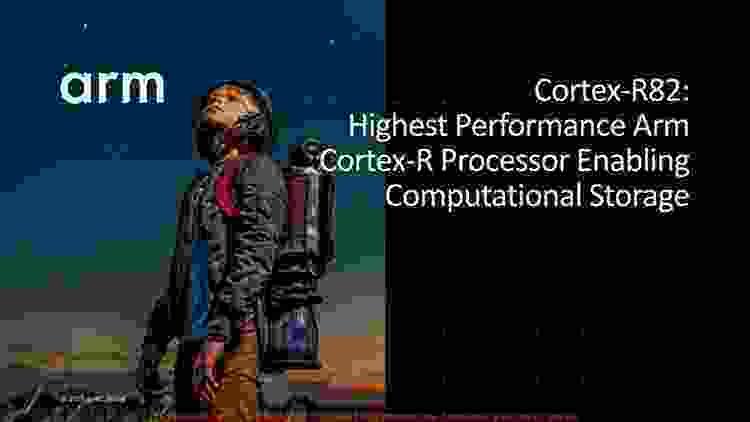 ARM Cortex-R82 modelini resmen duyurdu