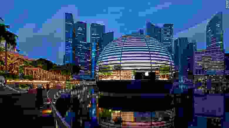Singapur, Apple Watch kullananlara para ödeyecek