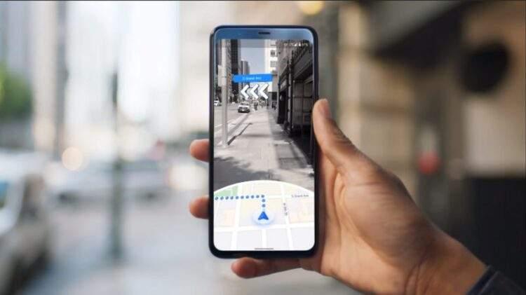 Google Haritalar yapay zeka teknolojilerini kullanıyor
