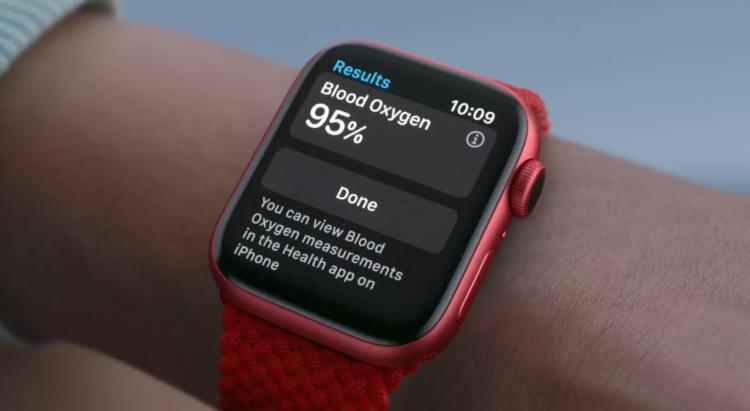 Apple Watch ile kandaki oksijen seviyesi ölçümü nasıl yapılır?