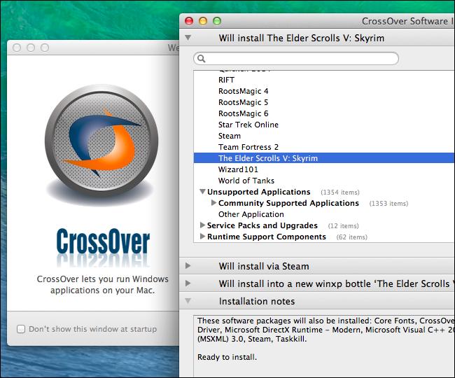 Mac'te Windows programlarını çalıştırma nasıl yapılır?