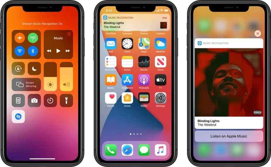 iPhone Shazam entegrasyonu artıyor