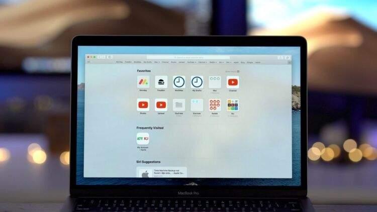 Safari'de web sayfasını PDF olarak kaydetme [macOS]