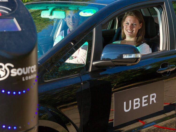 Uber elektrikli otomobil için 2030 hedefi koydu