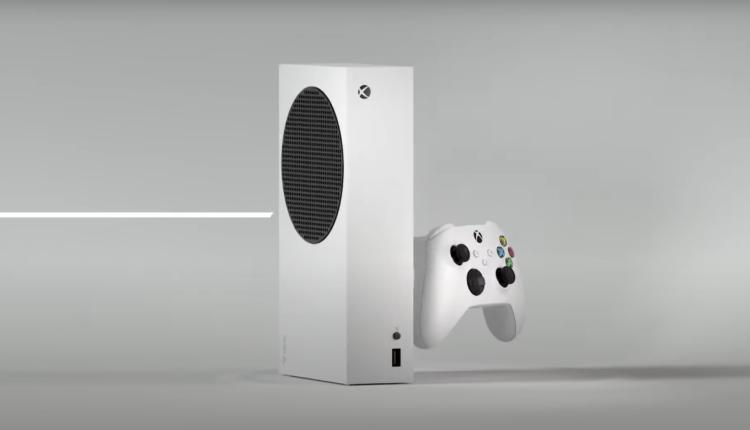 Xbox S Serisi tasarımı, internet mizahından nasibini aldı