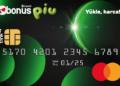 Garanti BBVA internet alışverişi için Bonus Piu kartı tanıttı