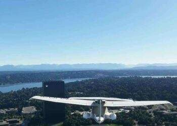 Microsoft Flight Simulator'da Xbox