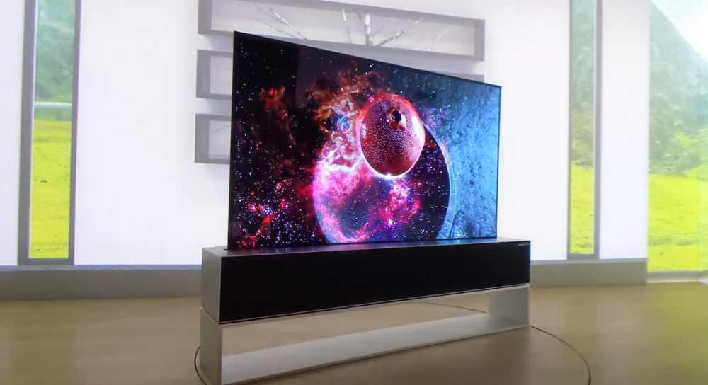 Kıvrılabilir TV modeli, LG Signature OLED R satışa sunuldu
