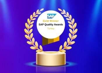 SAP Türkiye Kalite Ödülleri 2020
