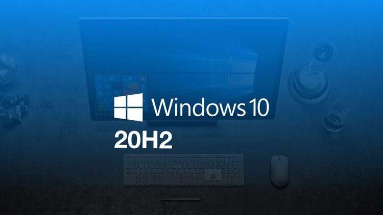 Windows 10 20H2 Ekim güncellemesi özellikleri: Güncelleme nasıl kurulur?