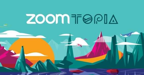 Zoomtopia 2020 etkinliği