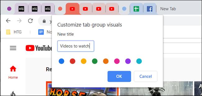 Chrome sekme gruplama özelliği nasıl kullanılır?