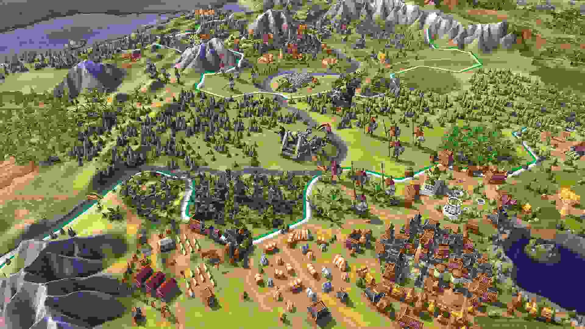 En iyi strateji oyunları (PC, 2020)