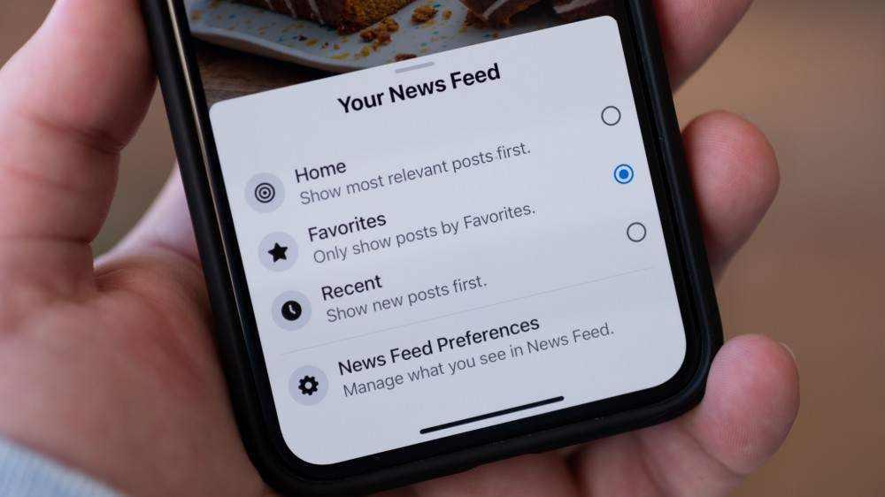 Facebook, mobil cihazlar için kronolojik haber akışı geliyor