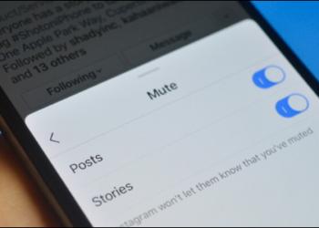 Instagram'da biri nasıl sessize alınır
