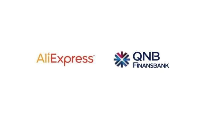 QNB Finansbank ve AliExpress