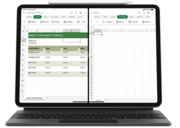 Microsoft Office iPad'lerde fare ve trackpad desteği sunuyor