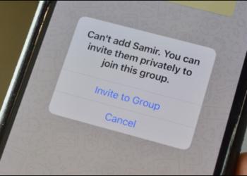 WhatsApp grup daveti engelleme nasıl yapılır