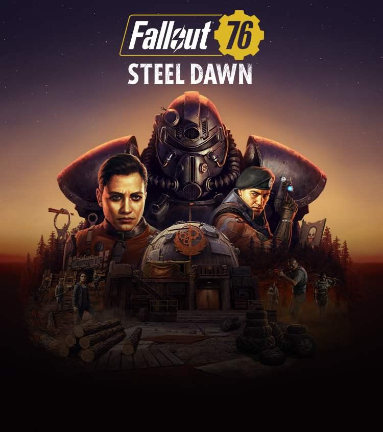 Fallout 76 Steel Dawn güncellemesi