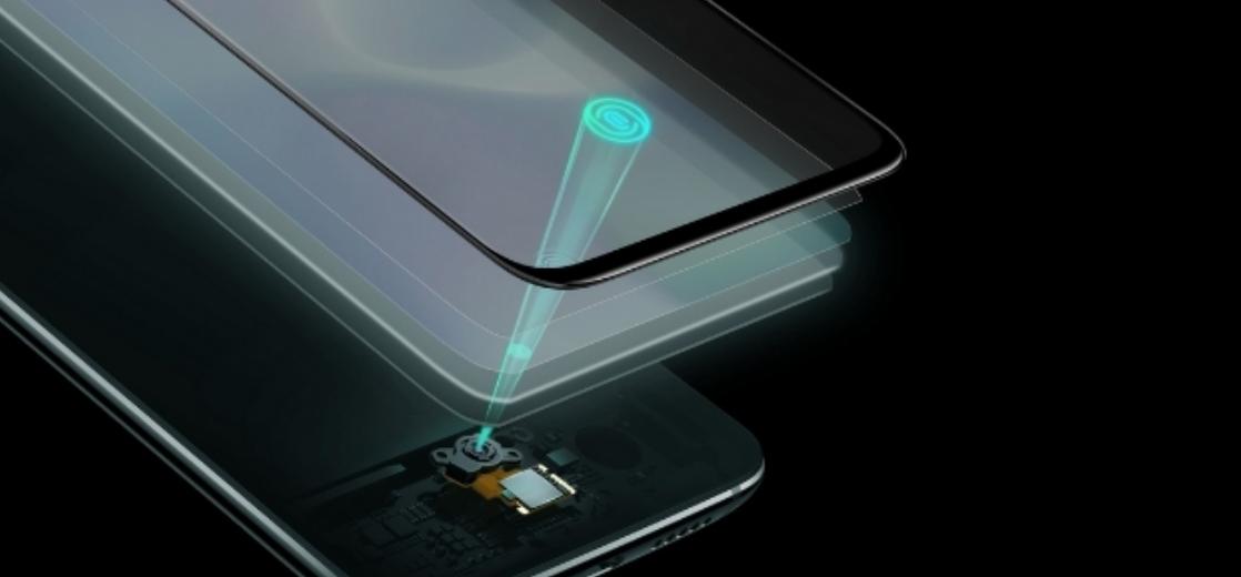 Ekran içi parmak izi tarayıcısı nasıl çalışır?