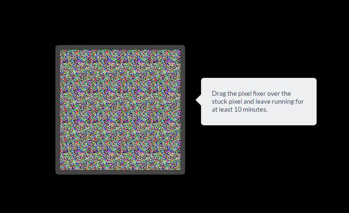 Monitör ve akıllı telefonda ölü piksel nasıl düzeltilir?
